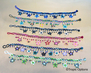 Stars Anklet - Assorted