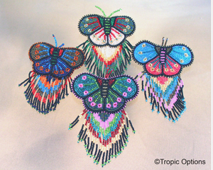 Butterfly Barrette - Assorted