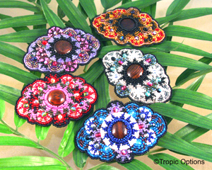 Victorian Barrette - Assorted